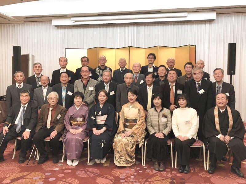 大阪教室の初吟会