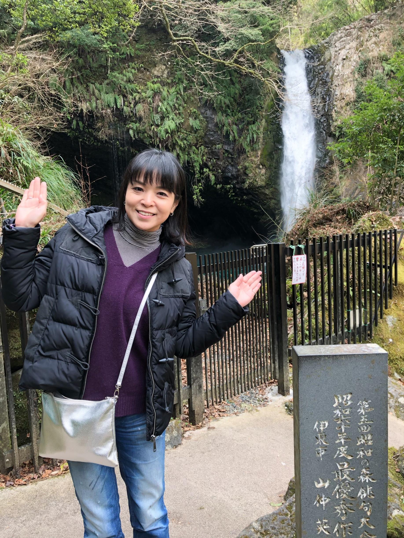浄蓮の滝〜♪♪