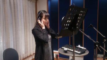 レコーディング始まりました!