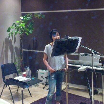 レコーディング中です。